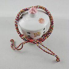 Tibetan Buddhism Vajra rope Weaving Amulet Bracelet