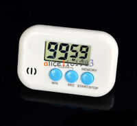 Timer Electronic Up Digital Down about Alarm Count Clock LCD Cooking Kitchen