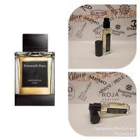 Ermenegildo Zegna Indonesian Oud - 17ml Perfume extract based EDP, Travel SPRAY
