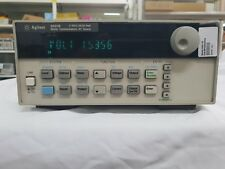$ HP/Agilent/Keysight_66311B:Mobile Communications DC Source