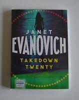 Takedown Twenty: by Janet Evanovich:  MP3CD Audiobook