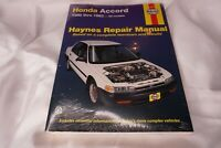 1984-91 Honda Civic Haynes Repair & Service Manual 42023