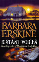 Distant Voices, Erskine, Barbara, Very Good Book