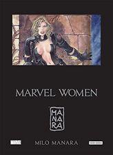 ALL NEW MARVEL NOW! PORTFOLIO MILO MANARA  MARVEL WOMEN -  Panini Comics