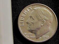 1959-D Denver Mint Roosevelt Dime Silver BU