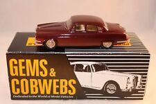 Gembs & Cobwebs GC10/11 Jaguar MK10 maroon perfect mint in box a real beauty