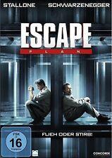 ESCAPE PLAN (Sylvester Stallone, Arnold Schwarzenegger) NEU+OVP