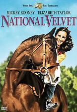 National Velvet Mickey Rooney, Donald Crisp, Elizabeth Taylor, Anne Revere, Ang