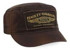 Harley-Davidson Women's Highest Performance Adjustable Back Painters Cap PC33668