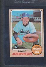 1968 Topps #329 Duane Stephenson White Sox EX *943