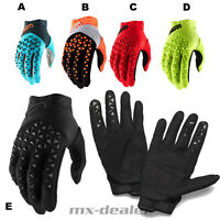 100% Prozent Airmatic 2019 Glove Handschuhe MTB DH MX BMX Motocross Enduro Quad