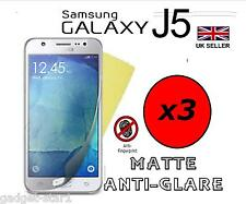 3x HQ MATTE ANTI GLARE SCREEN PROTECTOR COVER FILM GUARD FOR SAMSUNG GALAXY J5