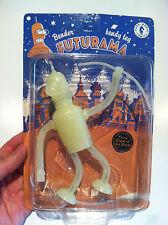 BENDER Glow-in-Dark Bendy Toy Futurama Brand New in Original Package Dark Horse