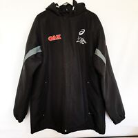 Penrith Panthers ASICS NRL Rugby League Softshell Jacket Mens 2XL XXL