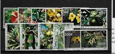 COMORO ISL. SC J6-17 NH issue of 1977 - POSTAGE DUE - FLOWERS