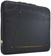 """Case Logic 41cm Deco Sleeve Case Bag Pouch Storage for 15.6"""" Laptop/MacBook BLK"""