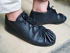 Zapatos De Cuero Free Lance Vintage Hecho En Francia 1983 por Guy Rautureau