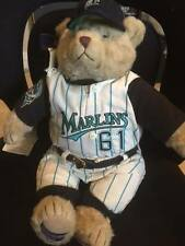 COOPERSTOWN COLLECTIBLE BEAR MARLINS #61  12""