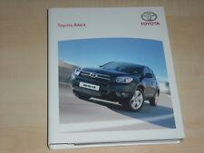 57633) Toyota RAV 4 Pressemappe 02/2006