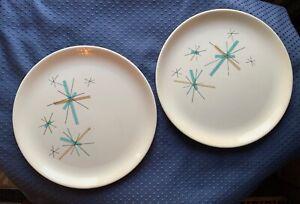 Salem Mandarin two midcentury bowls