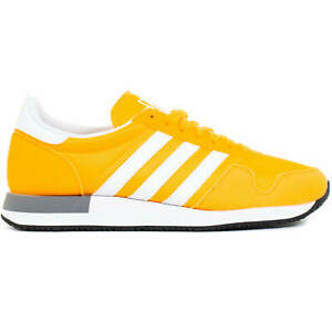 ADIDAS USA 84 MEN'S RETRO TRAINERS ATHLETIC SHOES CASUAL SNEAKERS