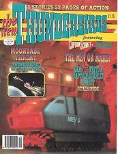 Thunderbirds 71 (July 9 1993) TV21 full colour reprint strips, new bigger format