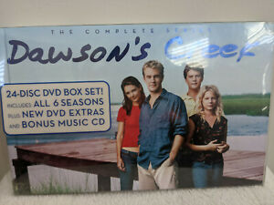 PREOWNED Dawson's Creek Complete Series-Very Good Condition