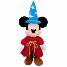 Authentic Disney Mickey Mouse Plush Soft Doll Toy Sorcerer Apprentice - 60cm H