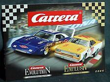 Carrera Slot Car 2004 Mini Slot Car Catalog