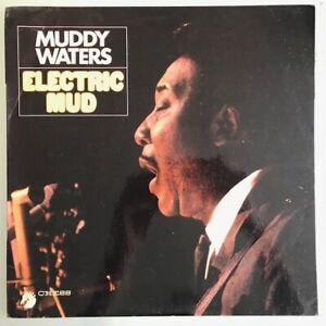 Muddy Waters – Electric Mud Vinyl LP France 1968 Very good!