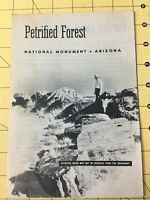 Petrified Forest National Monument Arizona History Guide August 1952