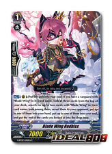 Cardfight Vanguard  x 4 Blade Wing Rodbiss - G-BT07/092EN - C Mint