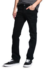 Victorious Men's Slim Fit Colored Denim Jeans Stretch Pants    GS21 - FREE SHIP