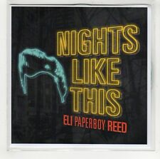 (GI535) Eli Paperboy Reed, Nights Like This - DJ CD