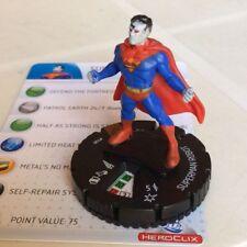 HeroClix Superman #100  SUPERMAN ROBOT  DC RARO
