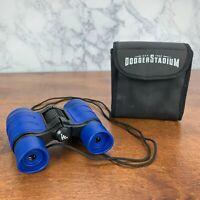 Los Angeles Dodgers Stadium 4x30 Blue Compact Binoculars