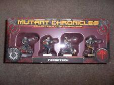 Fantasy Flight Games Mutant Chronicles Nerotech