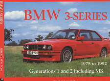 BMW 3-series: 1975-1992 - A Collectors Guide (Motor Racing Publications collecto