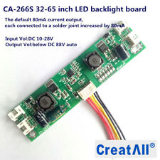 32-65 inch LED LCD TV backlight constant current driver board 80-480mA output