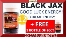 13 BLACK JAX BY STACKER2 2 GOOD LUCK EXTREME ENERGY 20 CAPSULES (12 +1 BOTTLES)