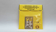 SET P/E UPGRADE FOR FERRARI 625 F1 '54 - '55 BY AMG AMF-016 1/43 N/ AMR TRON MG