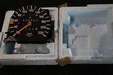 Mercedes W124  - Tacho Kombiinstrument Tachometer Tageszähler ASD