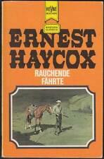 Heyne-Western Classics Band 2315: Rauchende Fährte (1972, Haycox) Z 2
