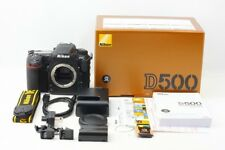 EXC+ Nikon D500 Body with Original Box 12759 from Japan