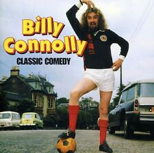Billy Connolly - Classic Comedy [New CD]