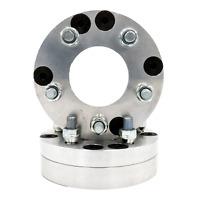 "4x110 to 5x127 / 5x5 USA Made 2-Piece Wheel Adapters 1.75"" thick 12x1.5 stud x 2"