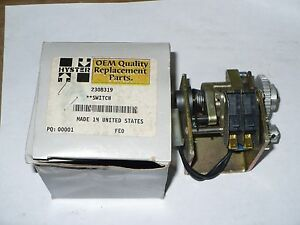 Hyster 2308319 Switch, New