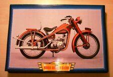 HONDA MODEL D DREAM 100 1949 MOTORCYCLE BIKE MOPED 98CC 1940'S PICTURE PRINT