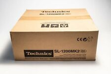 Technics SL-1200MK2 Direct-Drive Turntable - Silver NEW IN BOX NEVER OPENED RARE