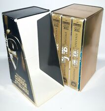 1997 Star Wars Guerre Stellari Trilogia THX 3 VHS Videocassette Figure Gadget